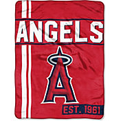 Northwest Los Angeles Angels Walk Off Micro Raschel Throw