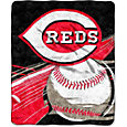 Northwest Cincinnati Reds Big Stick Sherpa Throw
