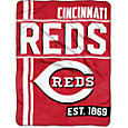 Northwest Cincinnati Reds Walk Off Micro Raschel Throw