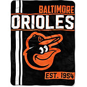 Northwest Baltimore Orioles Walk Off Micro Raschel Throw