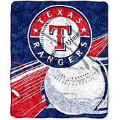 Northwest Texas Rangers Big Stick Sherpa Throw