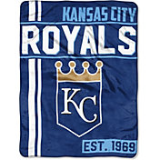 Northwest Kansas City Royals Walk Off Micro Raschel Throw