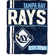 Northwest Tampa Bay Rays Walk Off Micro Raschel Throw