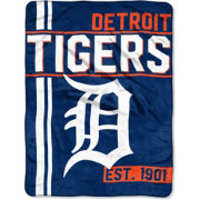 Northwest Detroit Tigers Walk Off Micro Raschel Throw
