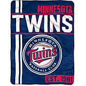 Northwest Minnesota Twins Walk Off Micro Raschel Throw