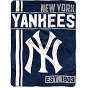 Northwest New York Yankees Walk Off Micro Raschel Throw