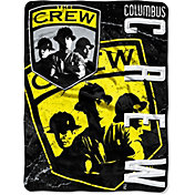 Northwest Columbus Crew Sherpa Throw