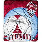 Northwest Colorado Rapids Sherpa Throw