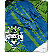 Northwest Seattle Sounders FC Sherpa Throw