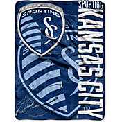 Northwest Sporting Kansas City Sherpa Throw