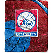 Northwest Philadelphia 76ers Sherpa Throw