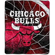 Northwest Chicago Bulls Sherpa Throw