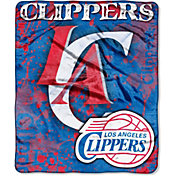 Northwest Los Angeles Clippers Sherpa Throw