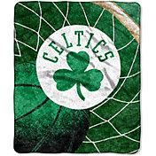Northwest Boston Celtics Sherpa Throw