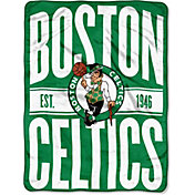 Northwest Boston Celtics 'Halftone' Micro Raschel Throw