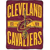 "Northwest Cleveland Cavaliers ""Halftone"" Micro Raschel Throw"