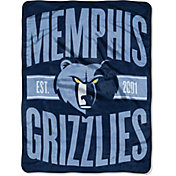 Northwest Memphis Grizzlies Micro Raschel Throw