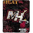 Northwest Miami Heat Sherpa Throw