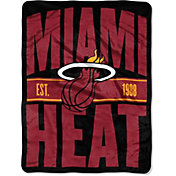 "Northwest Miami Heat ""Halftone"" Micro Raschel Throw"