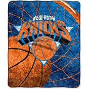 Northwest New York Knicks Sherpa Throw