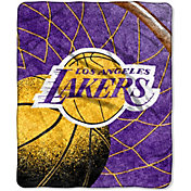 Northwest Los Angeles Lakers Sherpa Throw