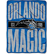 "Northwest Orlando Magic ""Halftone"" Micro Raschel Throw"