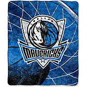 Northwest Dallas Mavericks Sherpa Throw
