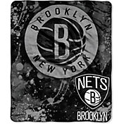 Northwest Brooklyn Nets Sherpa Throw