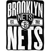 Northwest Brooklyn Nets 'Halftone' Micro Raschel Throw