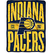 "Northwest Indiana Pacers ""Halftone"" Micro Raschel Throw"