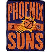 "Northwest Phoenix Suns ""Halftone"" Micro Raschel Throw"