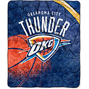 Northwest Oklahoma City Thunder Sherpa Throw