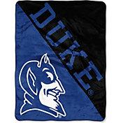 "Northwest Duke Blue Devils ""Halftone"" Micro Raschel Throw"