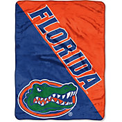 "Northwest Florida Gators ""Halftone"" Micro Raschel Throw"