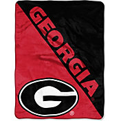"Northwest Georgia Bulldogs ""Halftone"" Micro Raschel Throw"