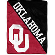 "Northwest Oklahoma Sooners ""Halftone"" Micro Raschel Throw"