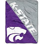 "Northwest Kansas State Wildcats ""Halftone"" Micro Raschel Throw"