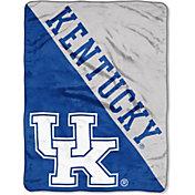 """Northwest Kentucky Wildcats """"Halftone"""" Micro Raschel Throw"""