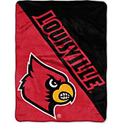 "Northwest Louisville Cardinals ""Halftone"" Micro Raschel Throw"