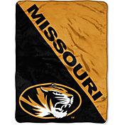 "Northwest Missouri Tigers ""Halftone"" Micro Raschel Throw"