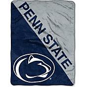 "Northwest Penn State Nittany Lions ""Halftone"" Micro Raschel Throw"