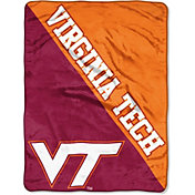 "Northwest Virginia Tech Hokies ""Halftone"" Micro Raschel Throw"