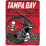 """Northwest Tampa Bay Buccaneers """"Halftone"""" Micro Raschel Throw"""