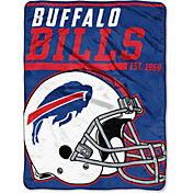 "Northwest Buffalo Bills ""Halftone"" Micro Raschel Throw"