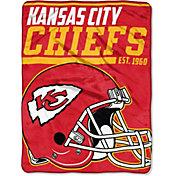 "Northwest Kansas City Chiefs ""Halftone"" Micro Raschel Throw"