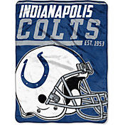 "Northwest Indianapolis Colts ""Halftone"" Micro Raschel Throw"
