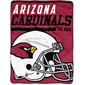 Northwest Arizona Cardinals Micro Raschel Throw