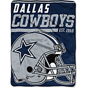 "Northwest Dallas Cowboys ""Halftone"" Micro Raschel Throw"