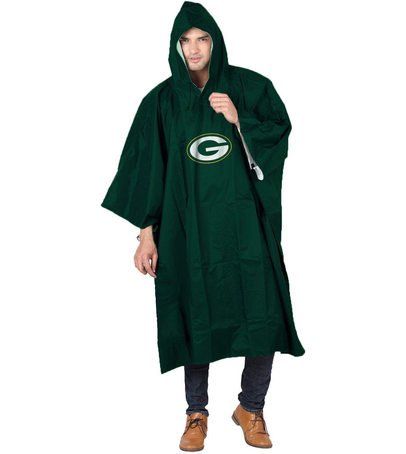Northwest Green Bay Packers Poncho