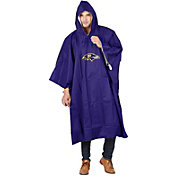 Northwest Baltimore Ravens Poncho
